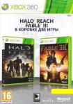 Halo: Reach + Fable 3  для Xbox 360