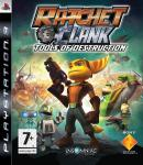 Ratchet And Clank Tools Of Destruction  для Sony PlayStation 3