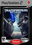 Transformers: The Game (PS2) для Sony PlayStation 2 Оригинал
