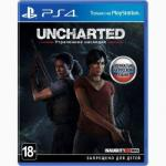 Uncharted: The Lost Legacy (Утраченное наследие) Русская версия (PS4) для Sony PlayStation 4