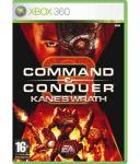 Command and Conquer 3: Kane's Wrath  для Xbox 360