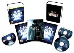 Alan Wake Limited Collector's Edition (Xbox 360, русские субтитры)